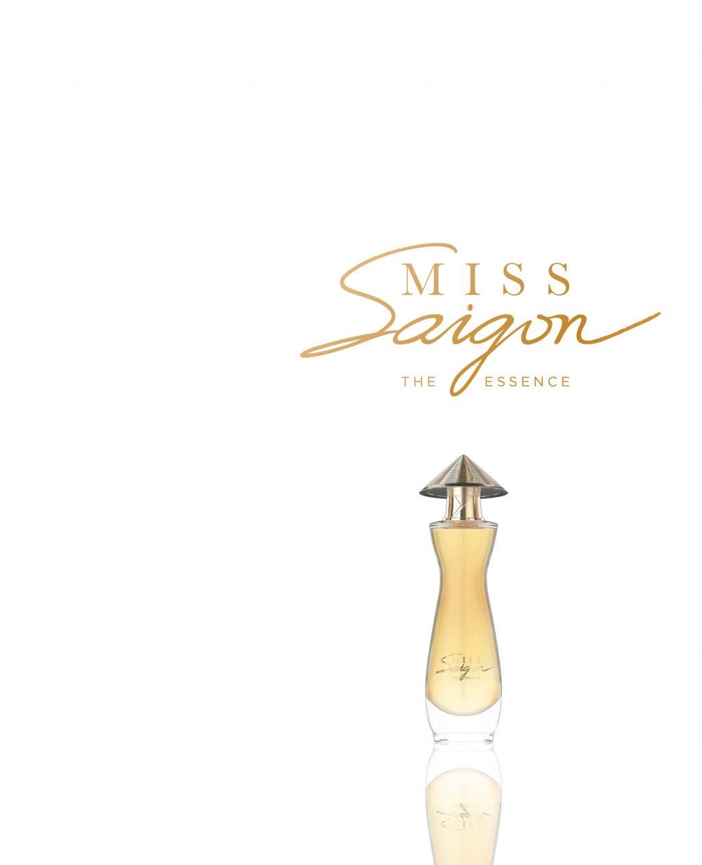 Nước hoa Miss Saigon The Essence – sự tiếp nối trong khám phá hương thơm tinh túy và say đắm nhất dành cho nàng thơ hiện đại