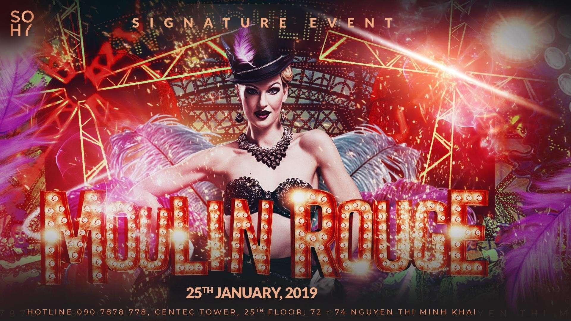 đêm tiệc Moulin Rouge Sohy 3