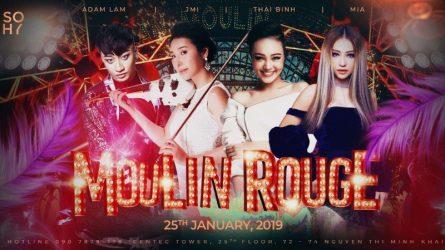 Moulin Rouge – Đêm tiệc của Đam mê, Khát khao và Tự do