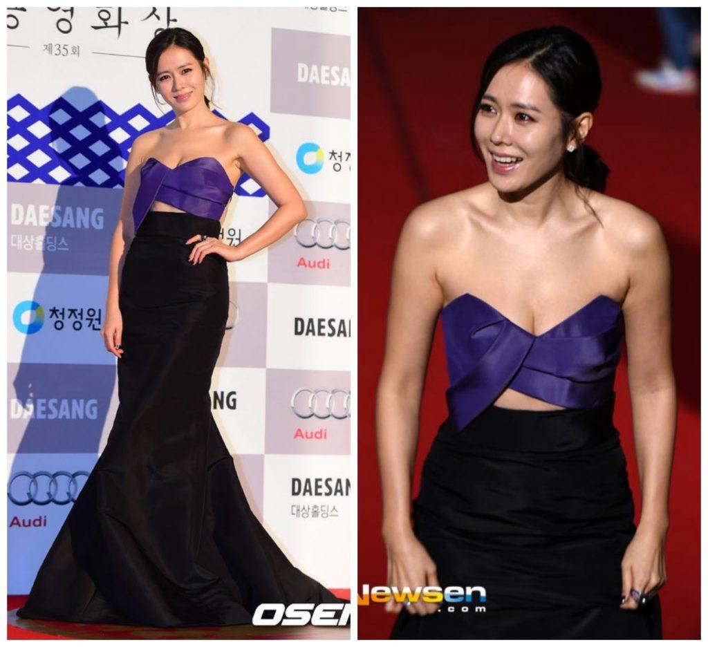 elle viet nam phong cách thời trang son ye jin 6