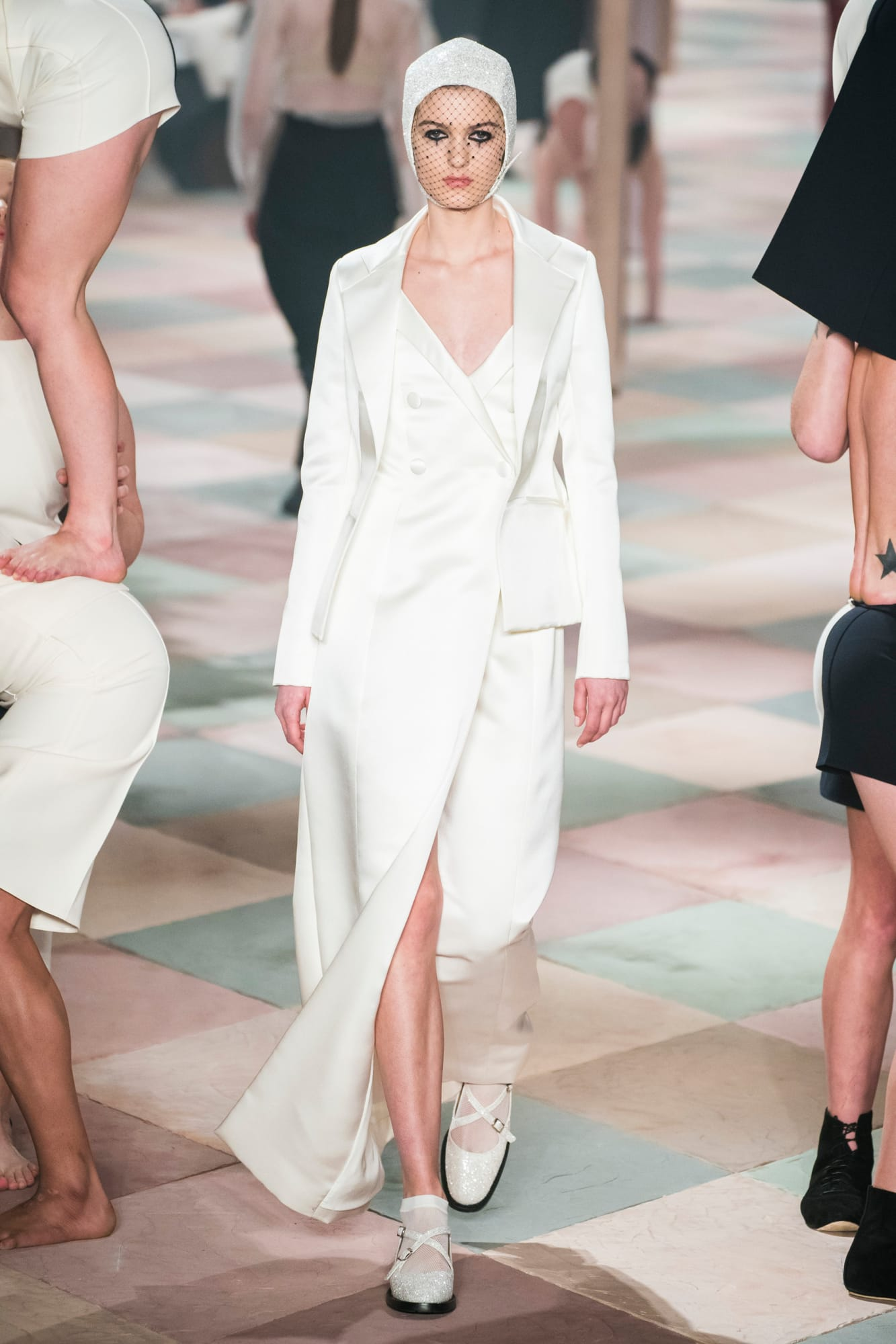 BST Dior Haute Couture Xuân 2019
