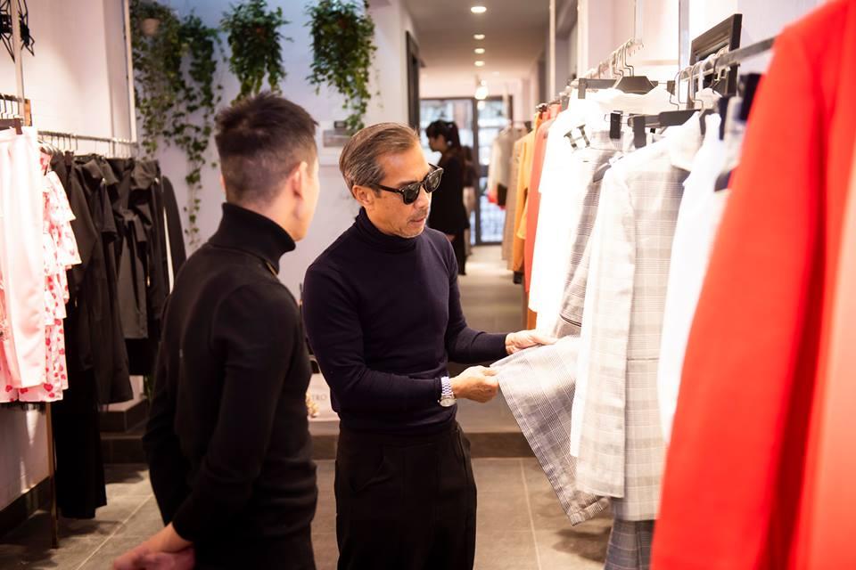 Ra mắt không gian tổ hợp báo chí, thời trang Châu Bách Group 2