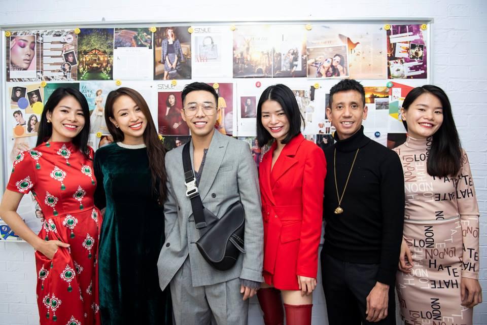 Ra mắt không gian tổ hợp báo chí, thời trang Châu Bách Group