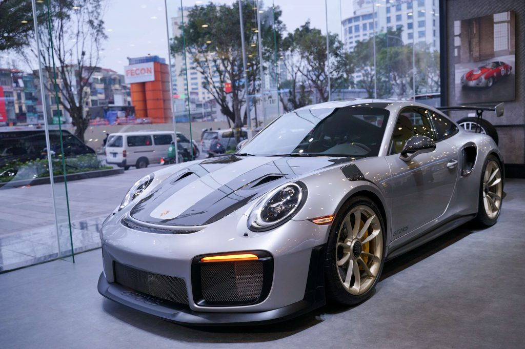 sự kiện Porsche Media Night 2019 của Porsche Việt Nam 4