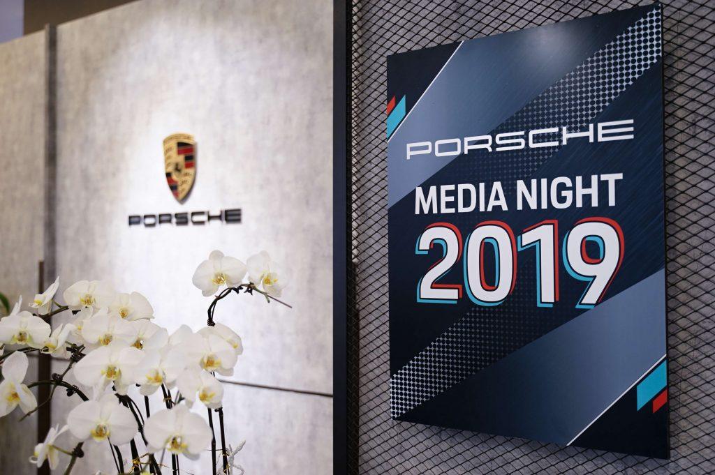sự kiện Porsche Media Night 2019 của Porsche Việt Nam