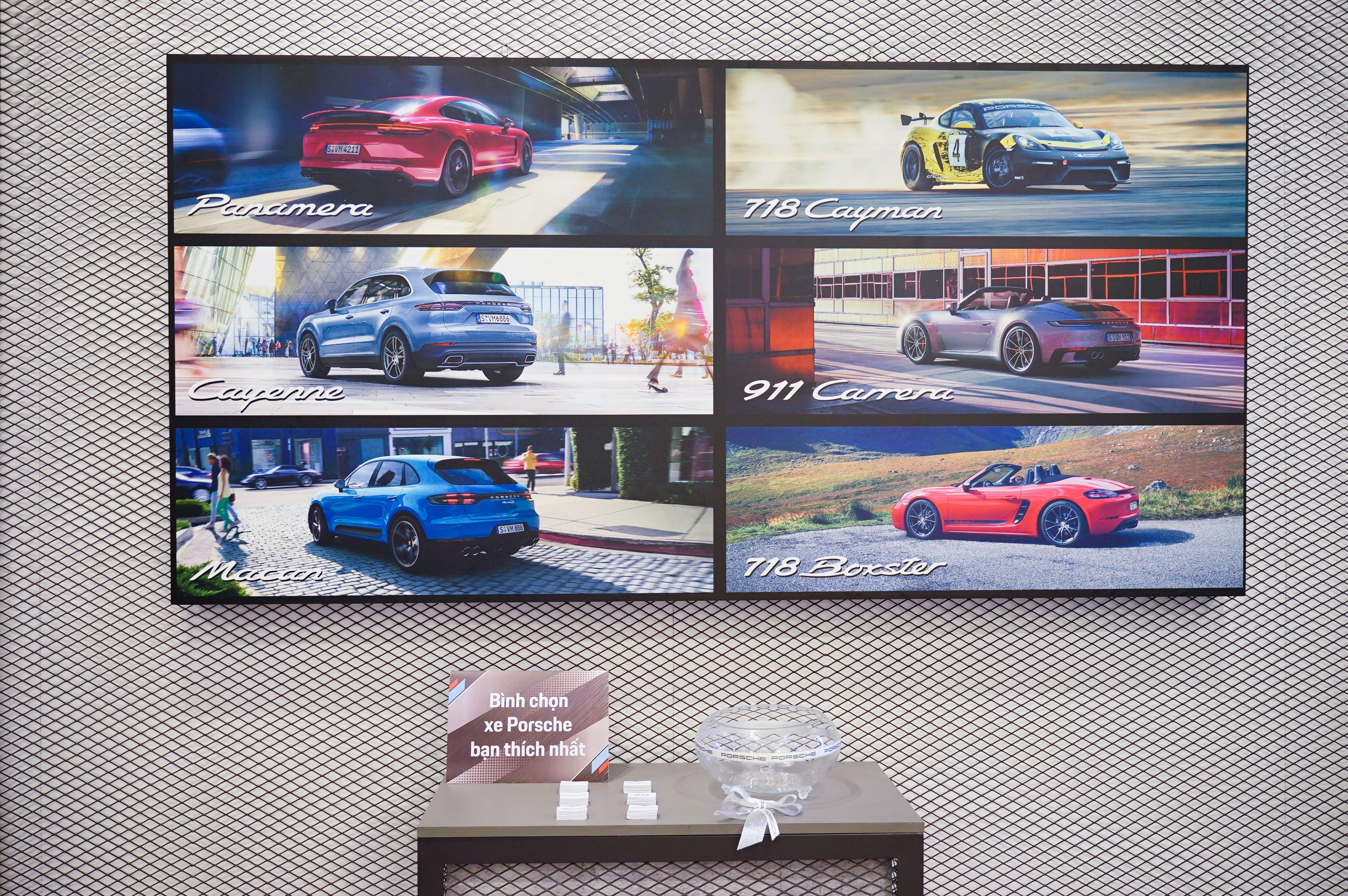 sự kiện Porsche Media Night 2019 của Porsche Việt Nam 7