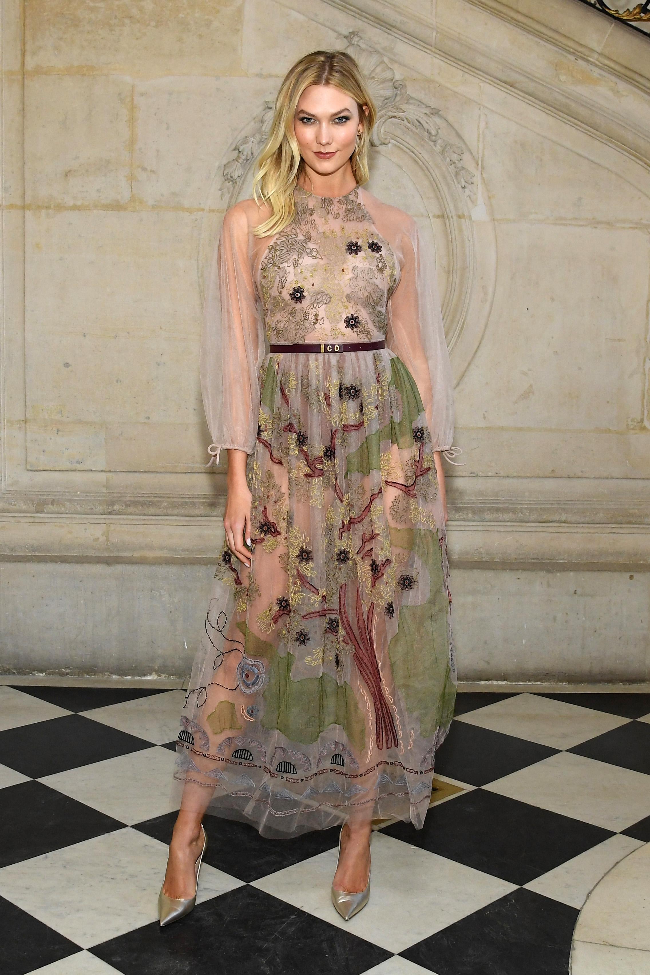 Dàn sao quốc tế đổ bộ Tuần lễ Thời trang Haute Couture Xuân - Hè 2019 12