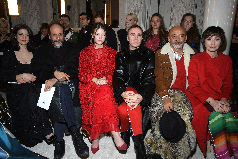 Dàn sao quốc tế đổ bộ Tuần lễ Thời trang Haute Couture Xuân - Hè 2019 13