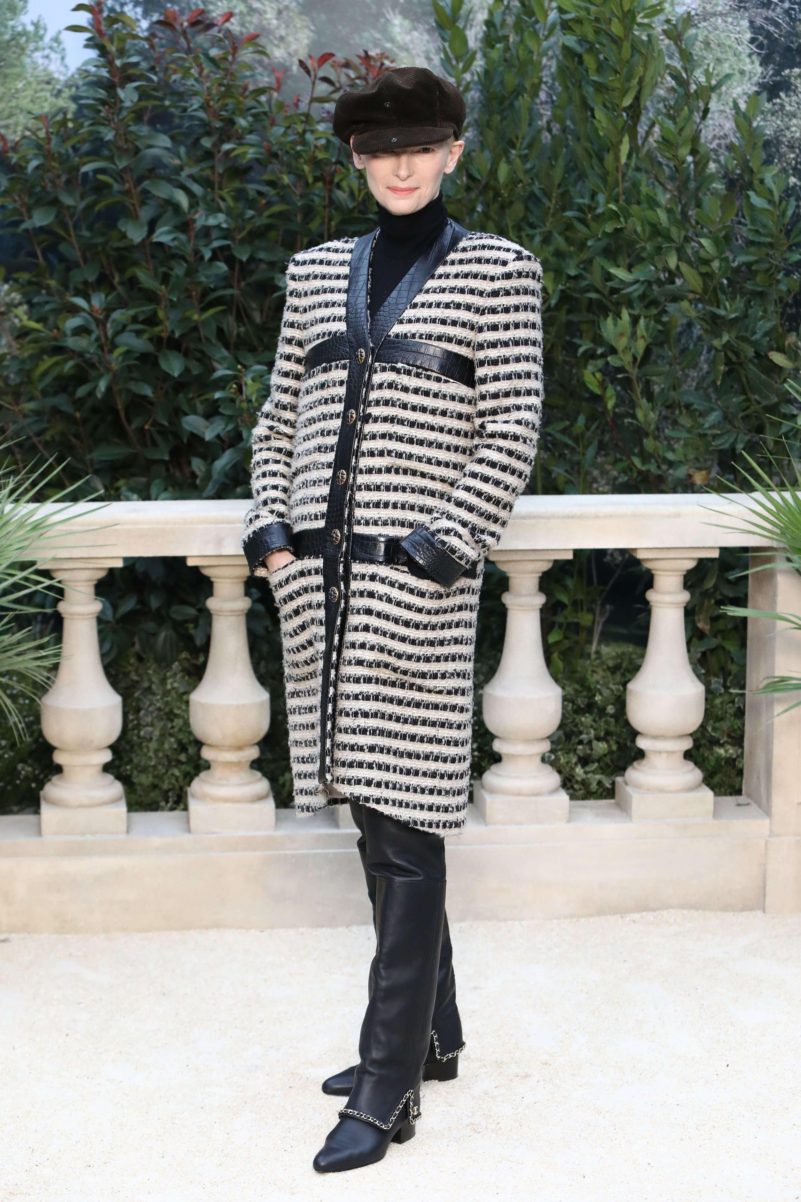 Dàn sao quốc tế đổ bộ Tuần lễ Thời trang Haute Couture Xuân - Hè 2019 3