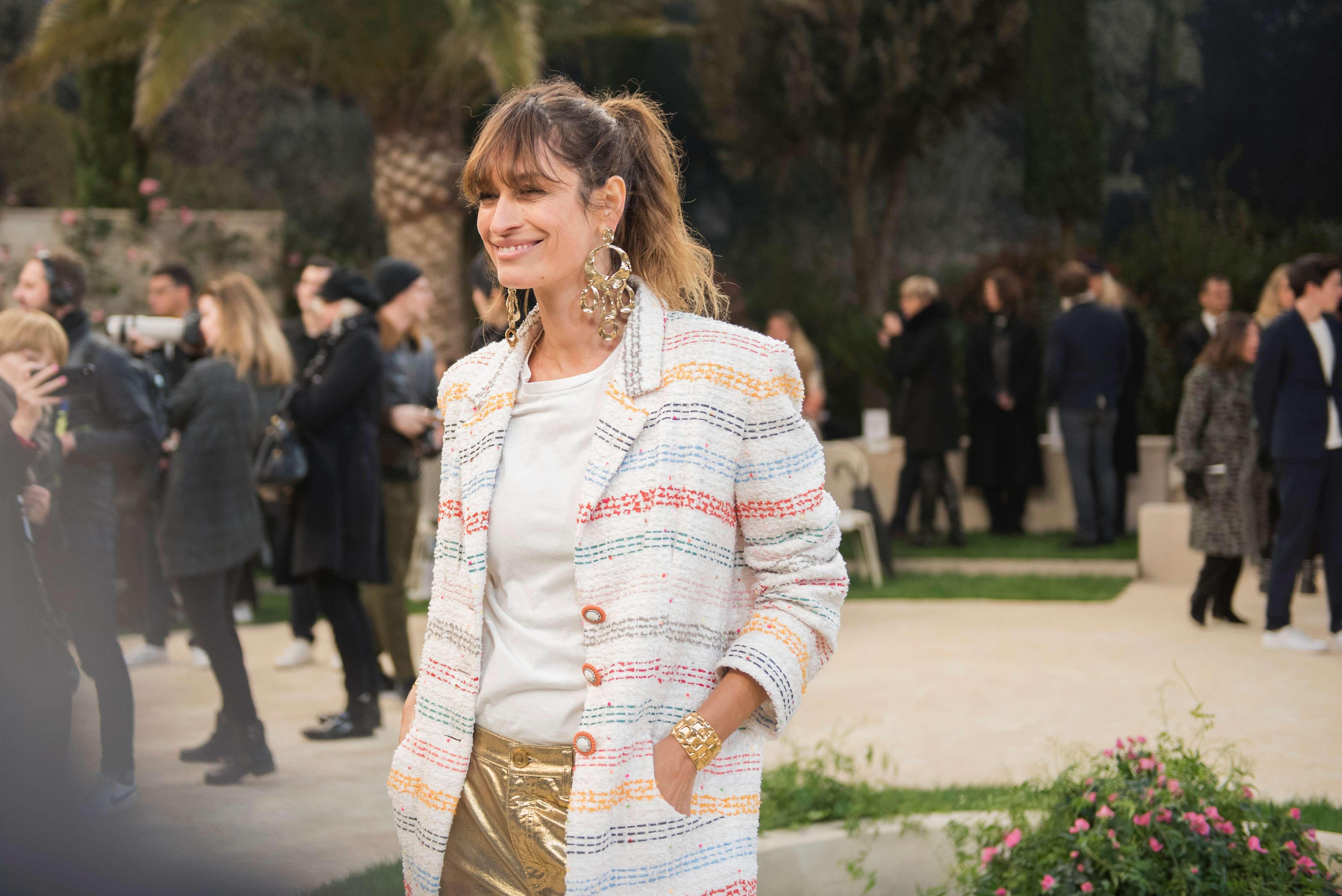 Dàn sao quốc tế đổ bộ Tuần lễ Thời trang Haute Couture Xuân - Hè 2019 4