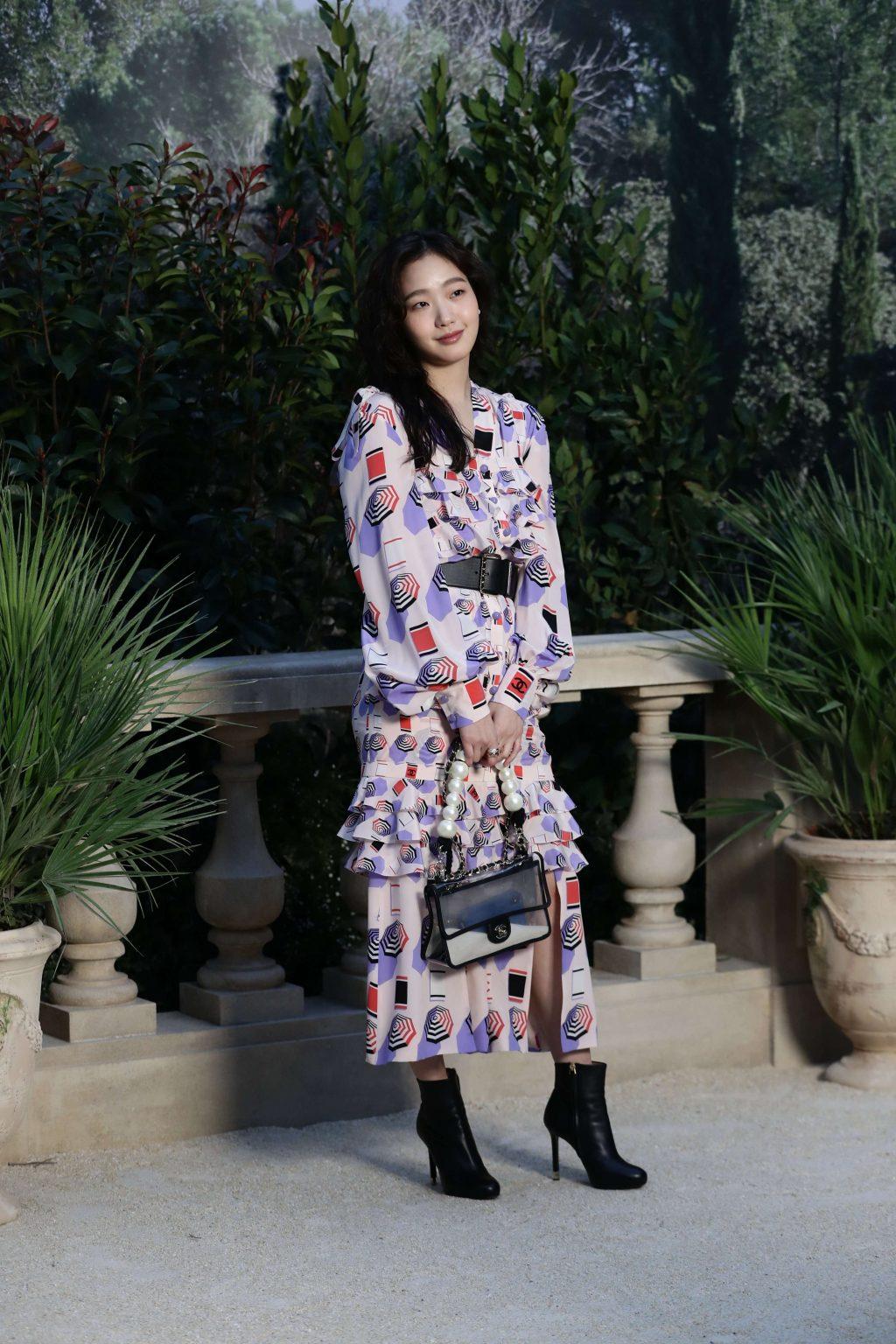Dàn sao quốc tế đổ bộ Tuần lễ Thời trang Haute Couture Xuân - Hè 2019 5