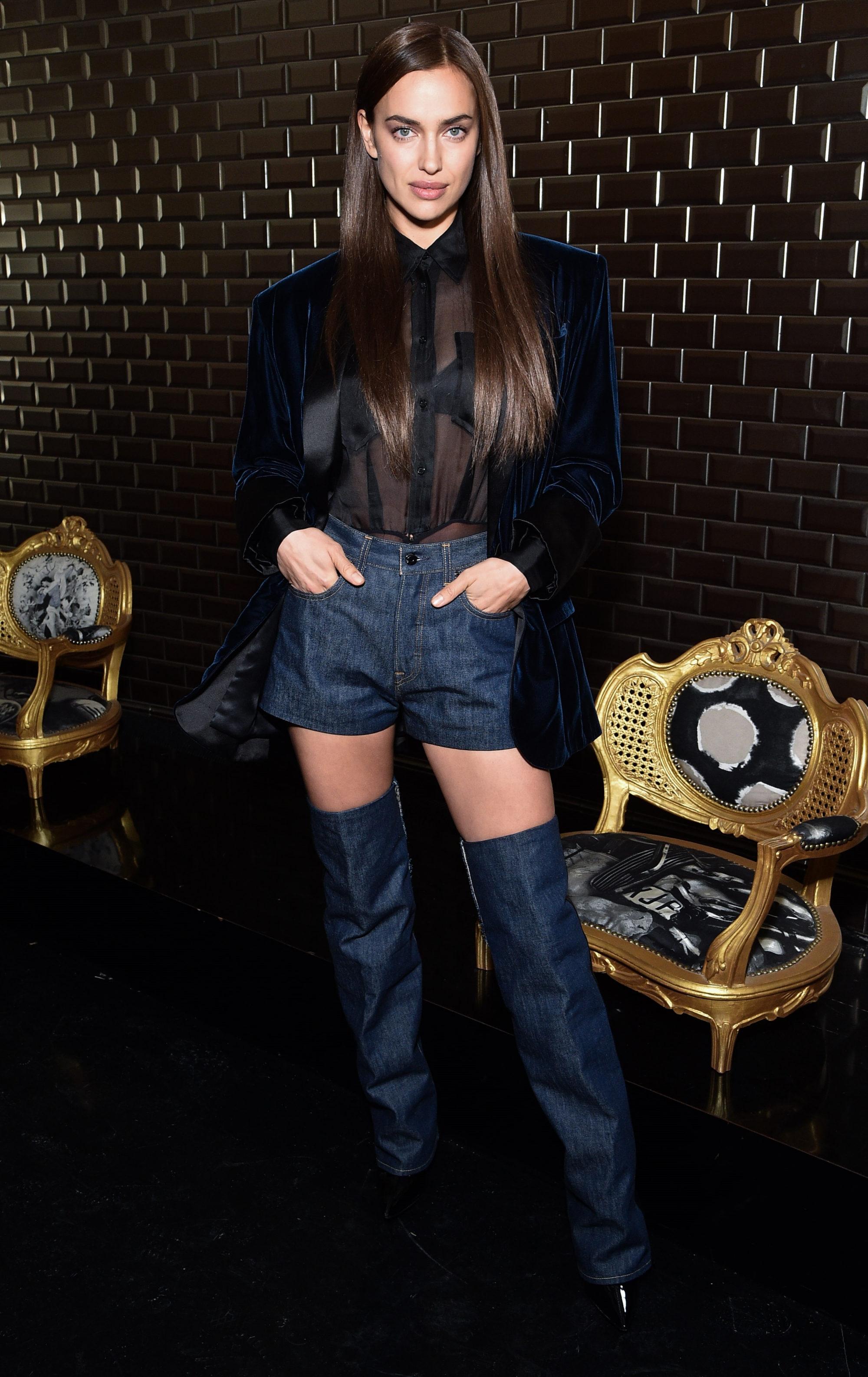 Dàn sao quốc tế đổ bộ Tuần lễ Thời trang Haute Couture Xuân - Hè 2019 7