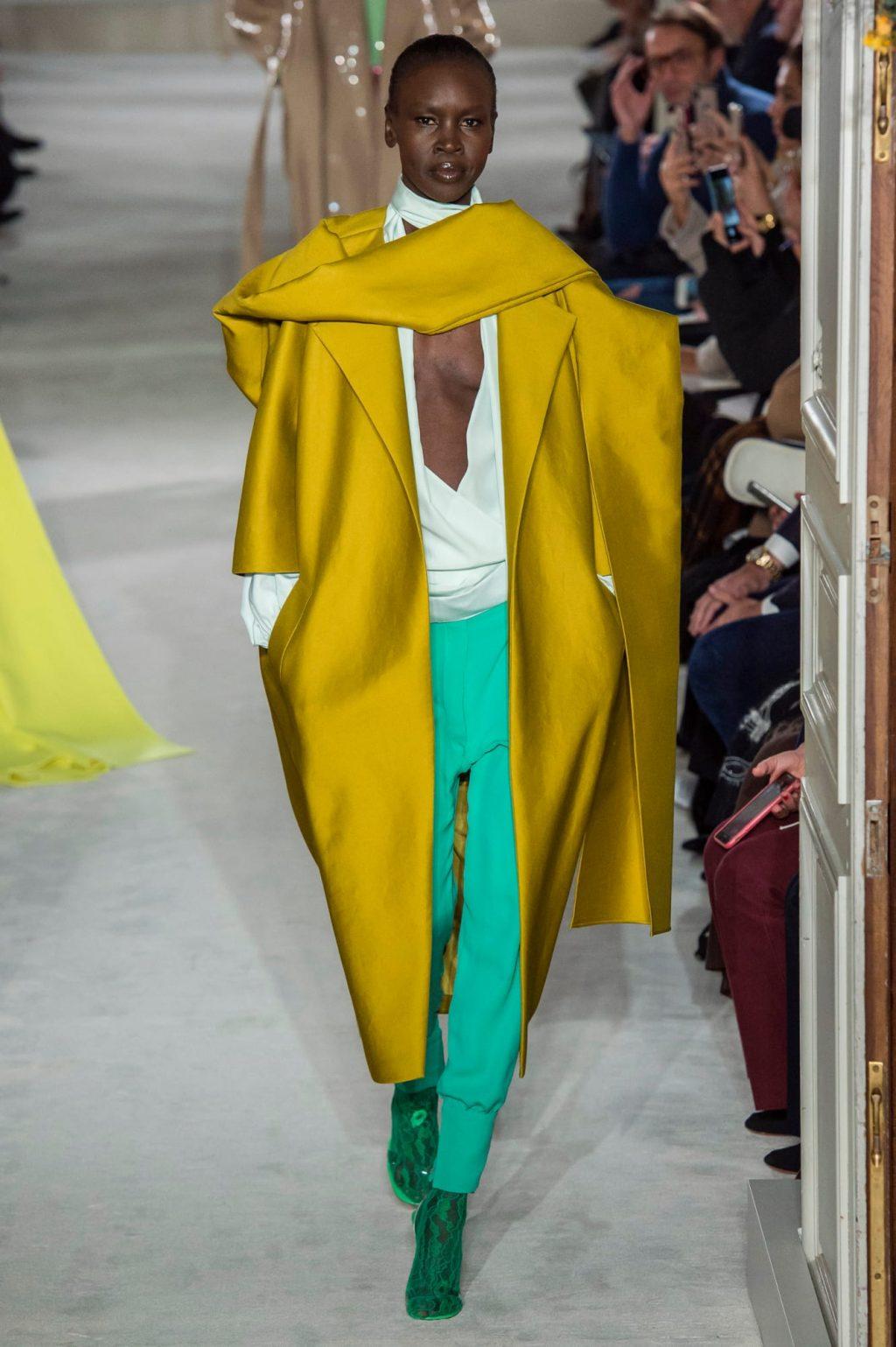 siêu mẫu Naomi Campbell 5