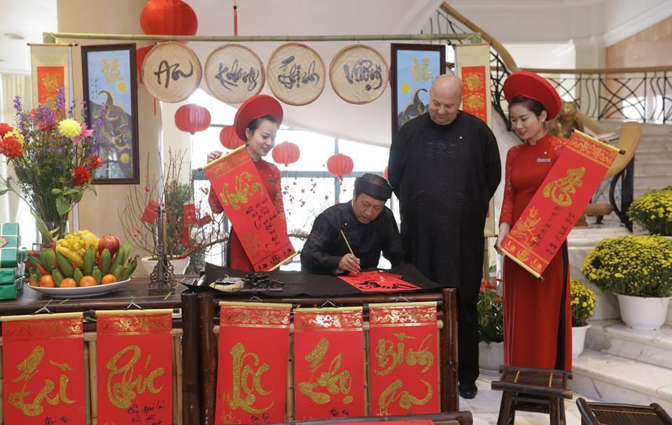 Tết trọn niềm vui tại khách sạn Hà Nội Daewoo 2