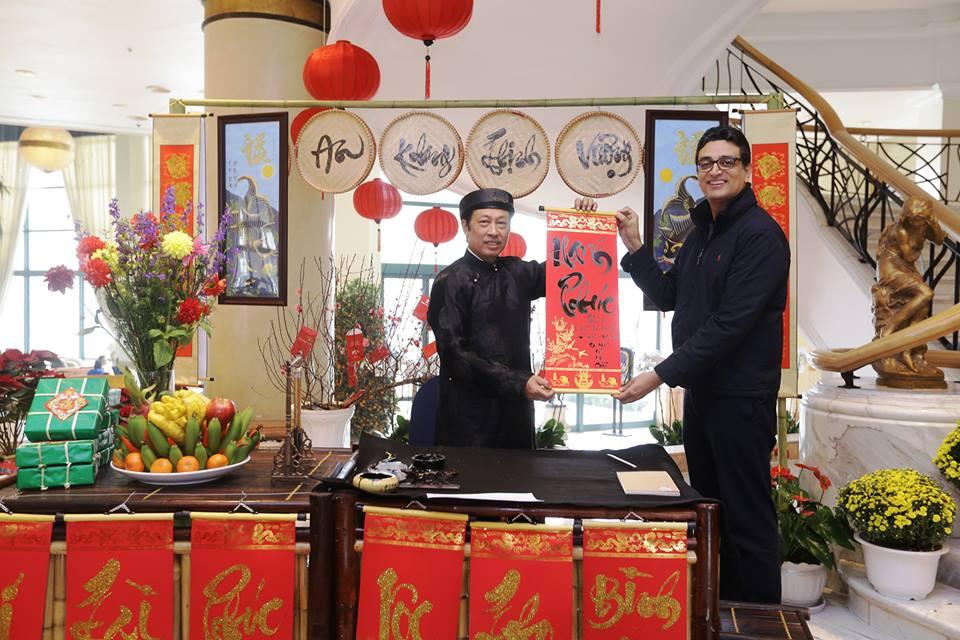 Tết trọn niềm vui tại khách sạn Hà Nội Daewoo