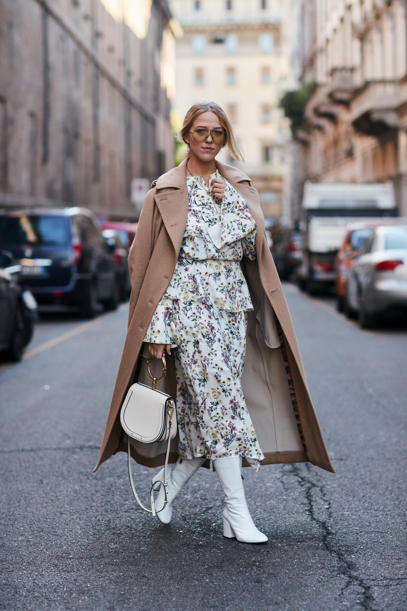 phong cách thời trang với màu beige 14