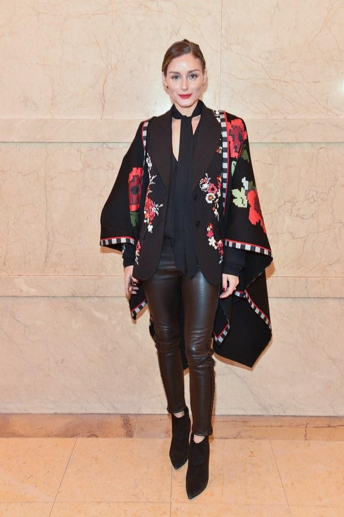 Dàn sao quốc tế đổ bộ Tuần lễ Thời trang Haute Couture Xuân - Hè 2019 15