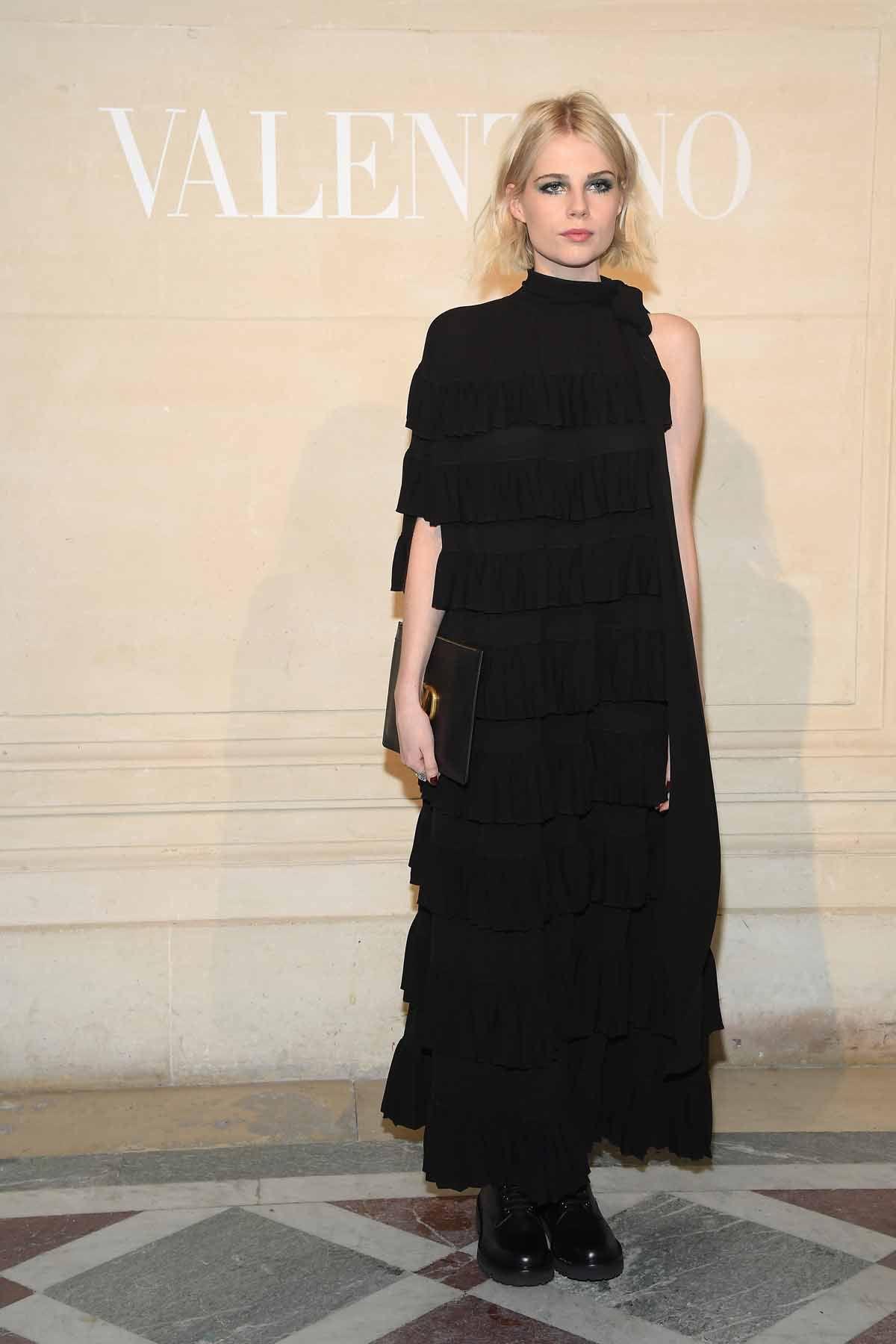 Dàn sao quốc tế đổ bộ Tuần lễ Thời trang Haute Couture Xuân - Hè 2019 16