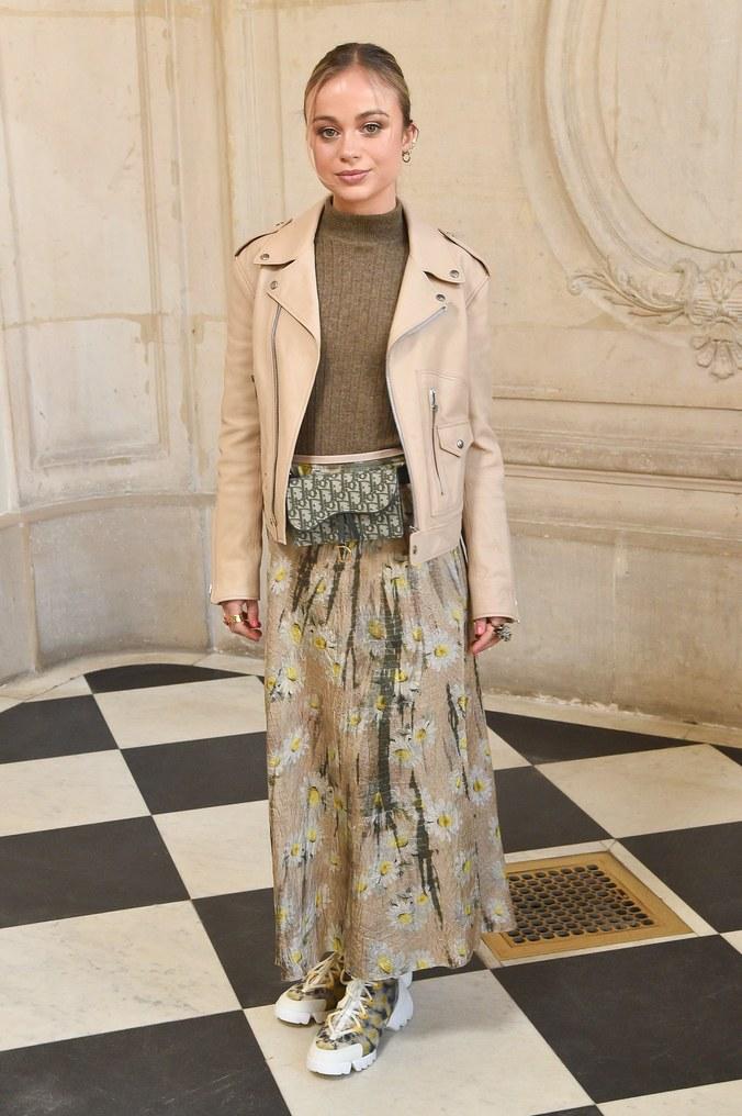 Dàn sao quốc tế đổ bộ Tuần lễ Thời trang Haute Couture Xuân - Hè 2019 18
