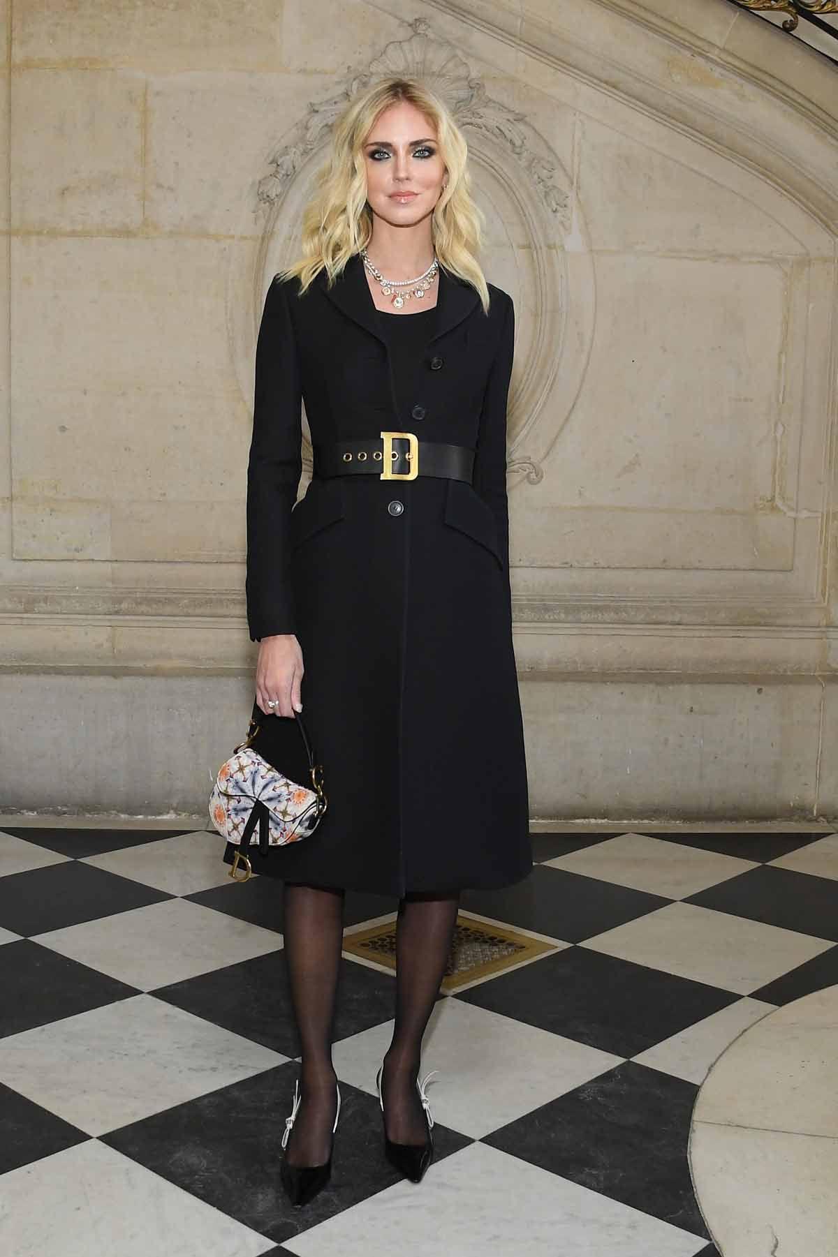 Dàn sao quốc tế đổ bộ Tuần lễ Thời trang Haute Couture Xuân - Hè 2019 21