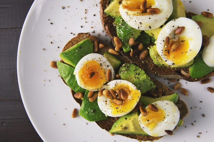 Chế độ ăn giảm cân Ketogenic