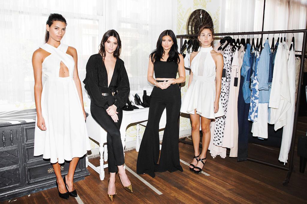 những thương hiệu thời trang được sáng lập bởi người nổi tiếng 8