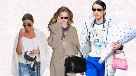 Những chiếc túi xách vintage chiếm trọn trái tim của các mỹ nhân Hollywood