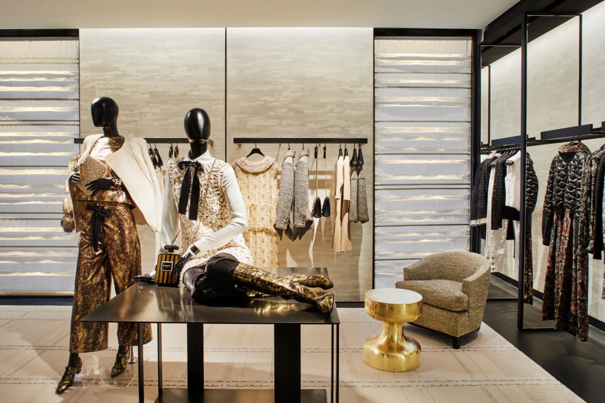 phân biệt cửa hàng flagship, concept, pop-up của các thương hiệu thời trang 2