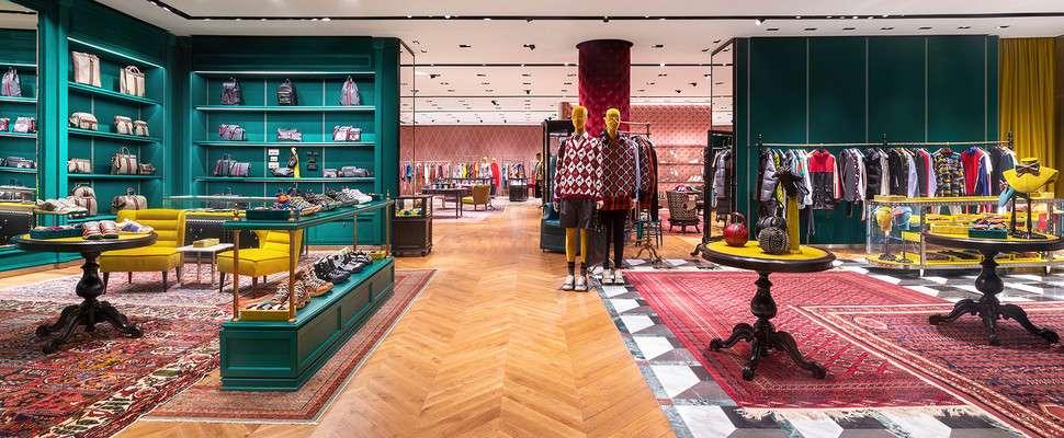 phân biệt cửa hàng flagship, concept, pop-up của các thương hiệu thời trang 5