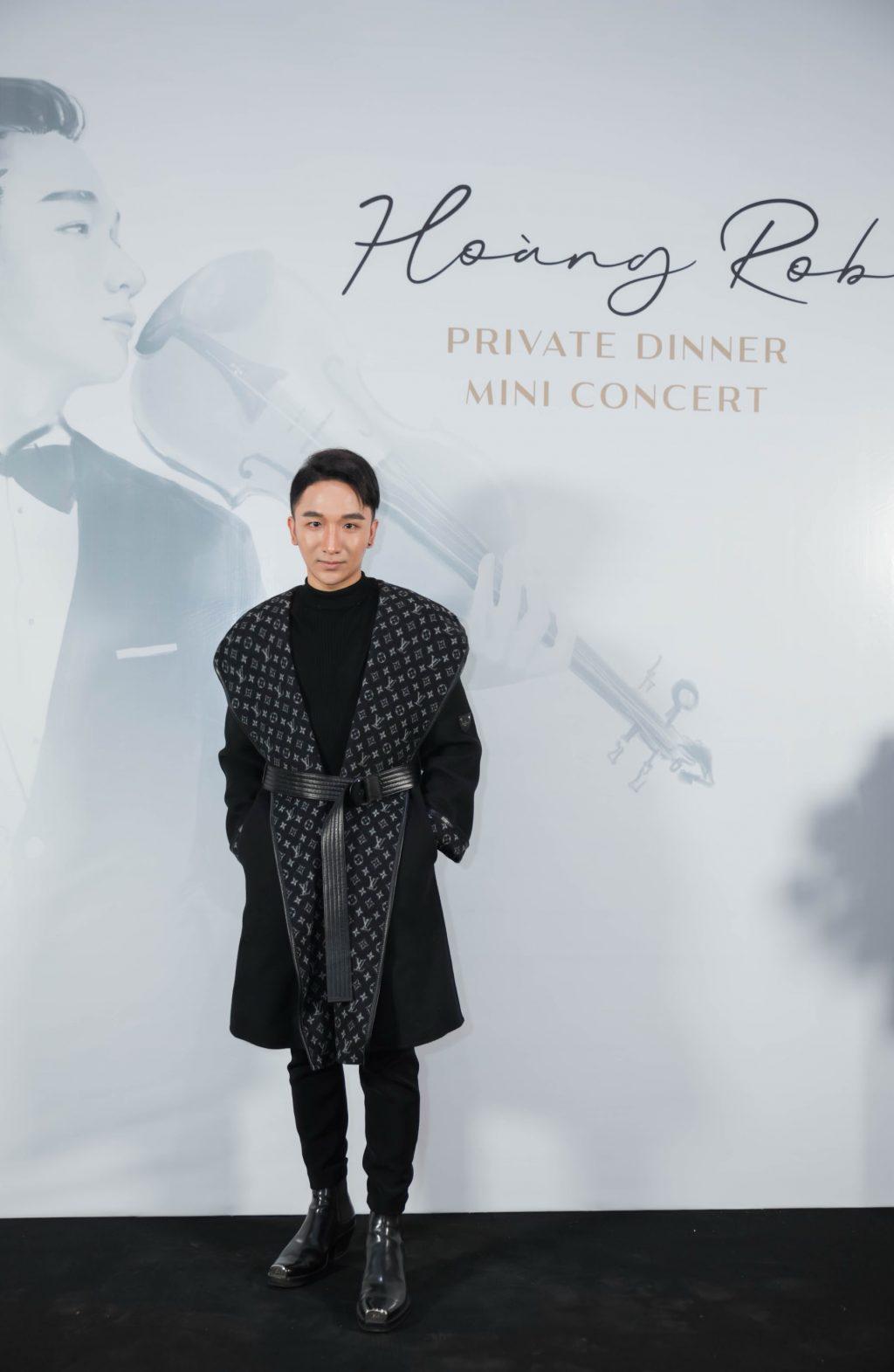nghệ sĩ Violin Hoàng Rob thăng hoa cùng divo Tùng Dương 4