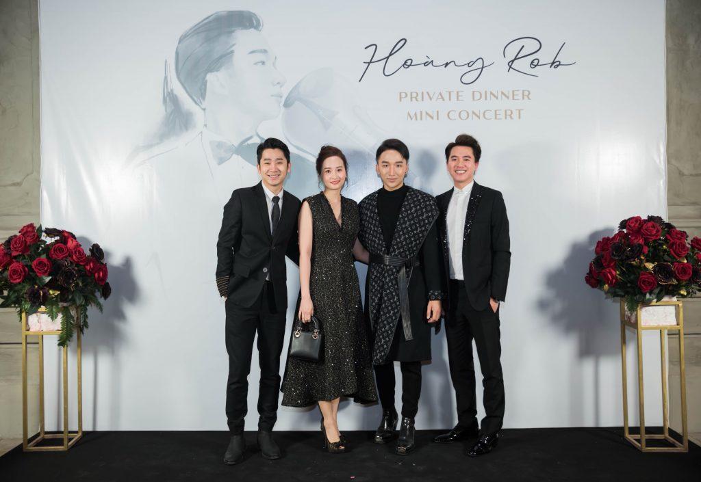 nghệ sĩ Violin Hoàng Rob thăng hoa cùng divo Tùng Dương 6