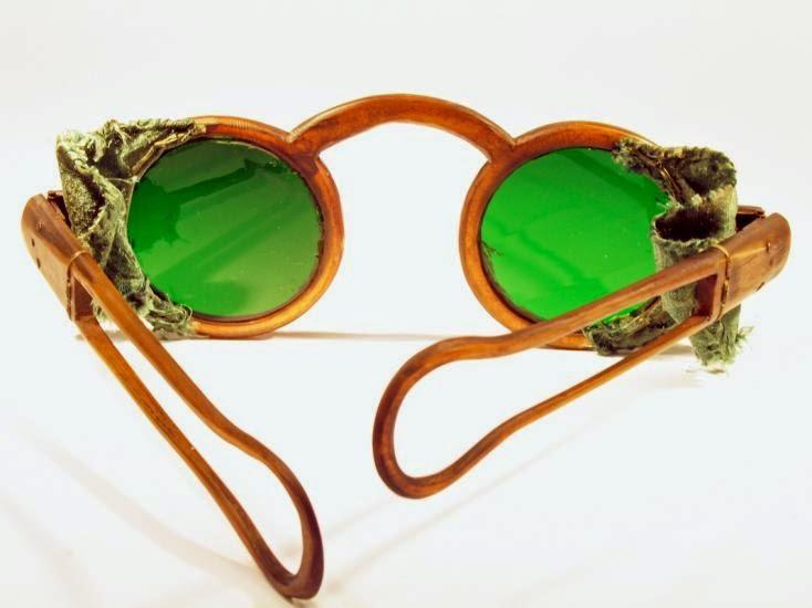 Lịch sử kính mắt thời trang kính màu Ý 2