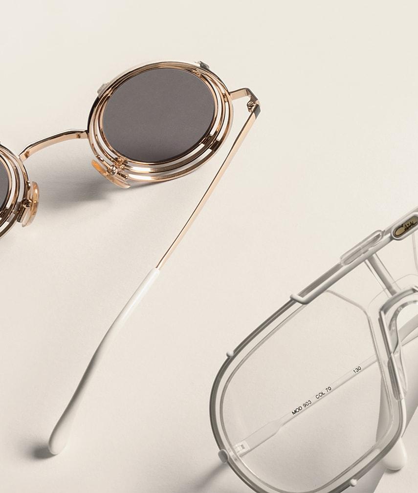 Lịch sử về kính mắt thời trang