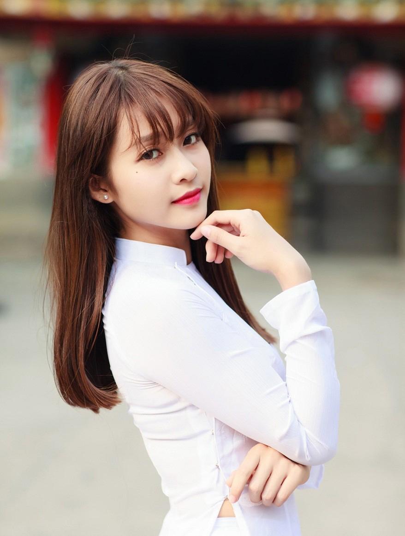 kiểu tóc đẹp áo dài 01