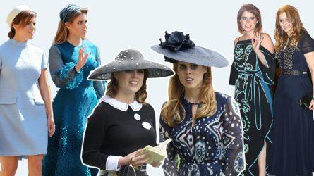 Công chúa Eugenie và Beatrice: Cặp chị em có phong cách thời trang tương đồng thú vị