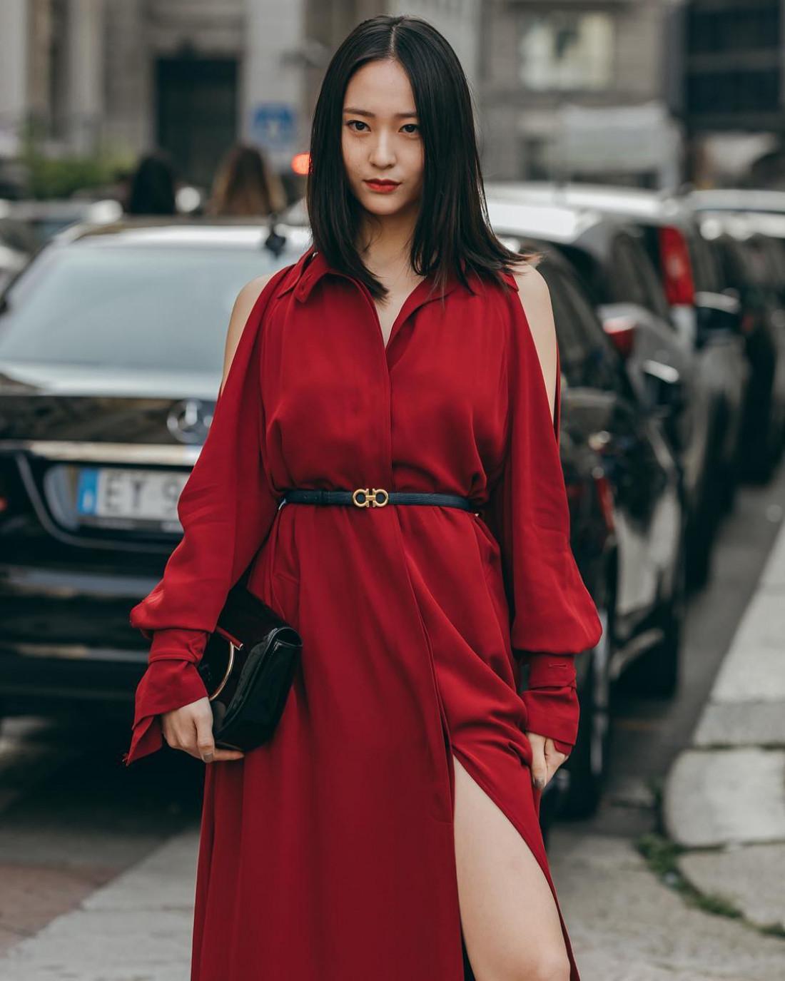 sao Kpop tham dự Tuần lễ Thời trang quốc tế 10