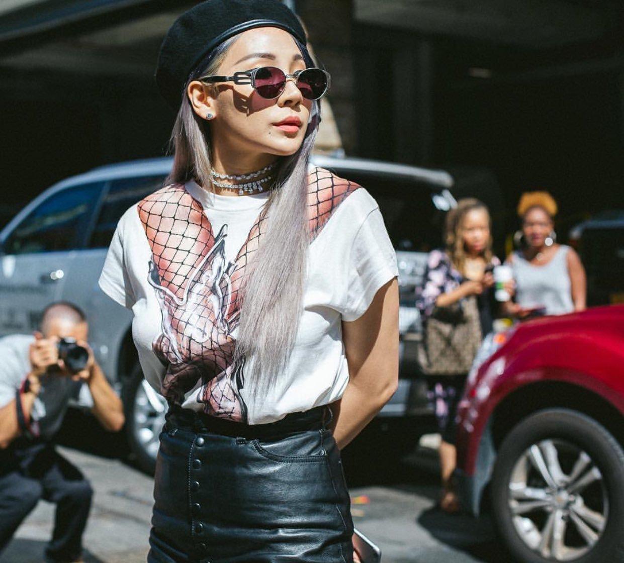 sao Kpop tham dự Tuần lễ Thời trang quốc tế 16