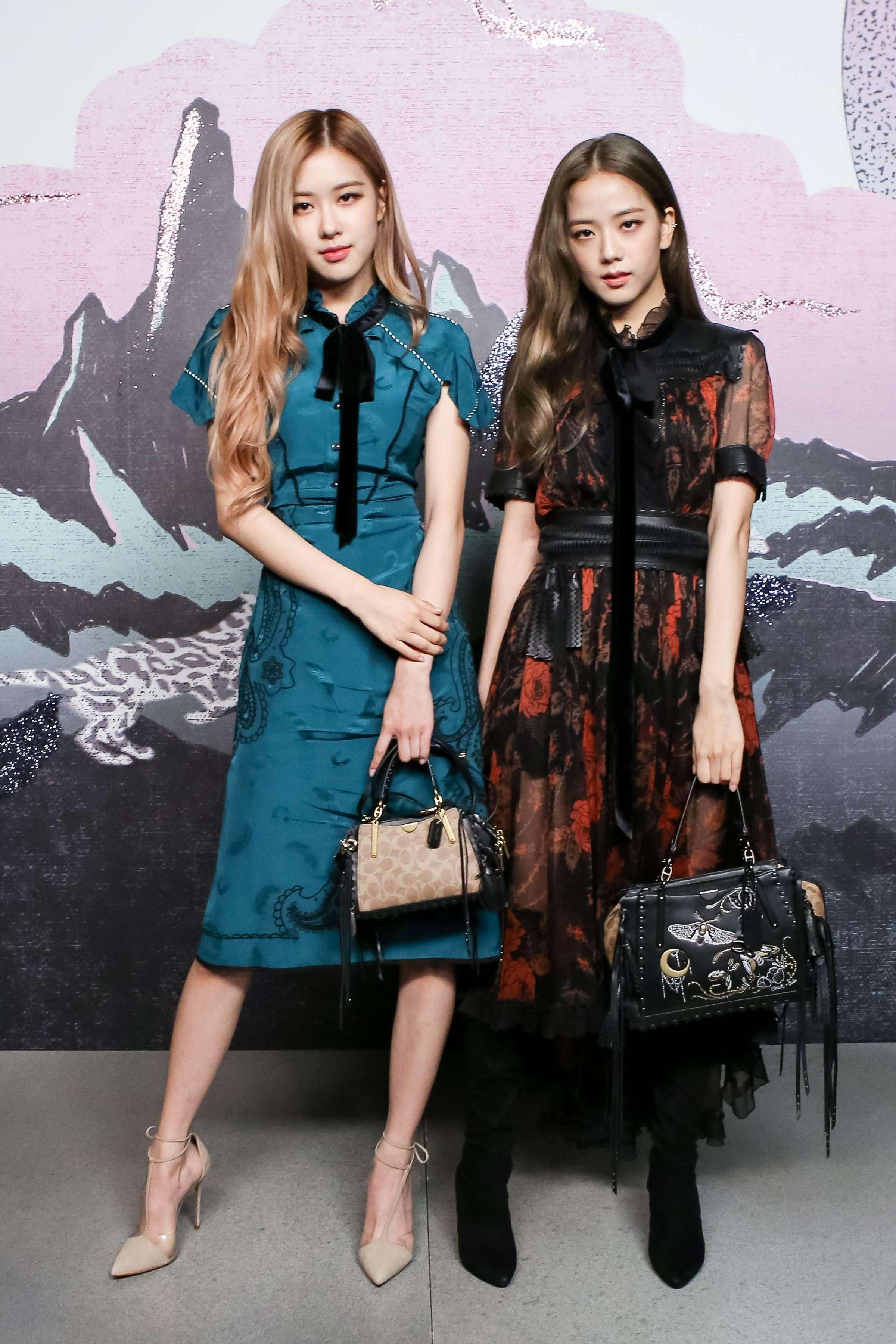 sao Kpop tham dự Tuần lễ Thời trang quốc tế 3