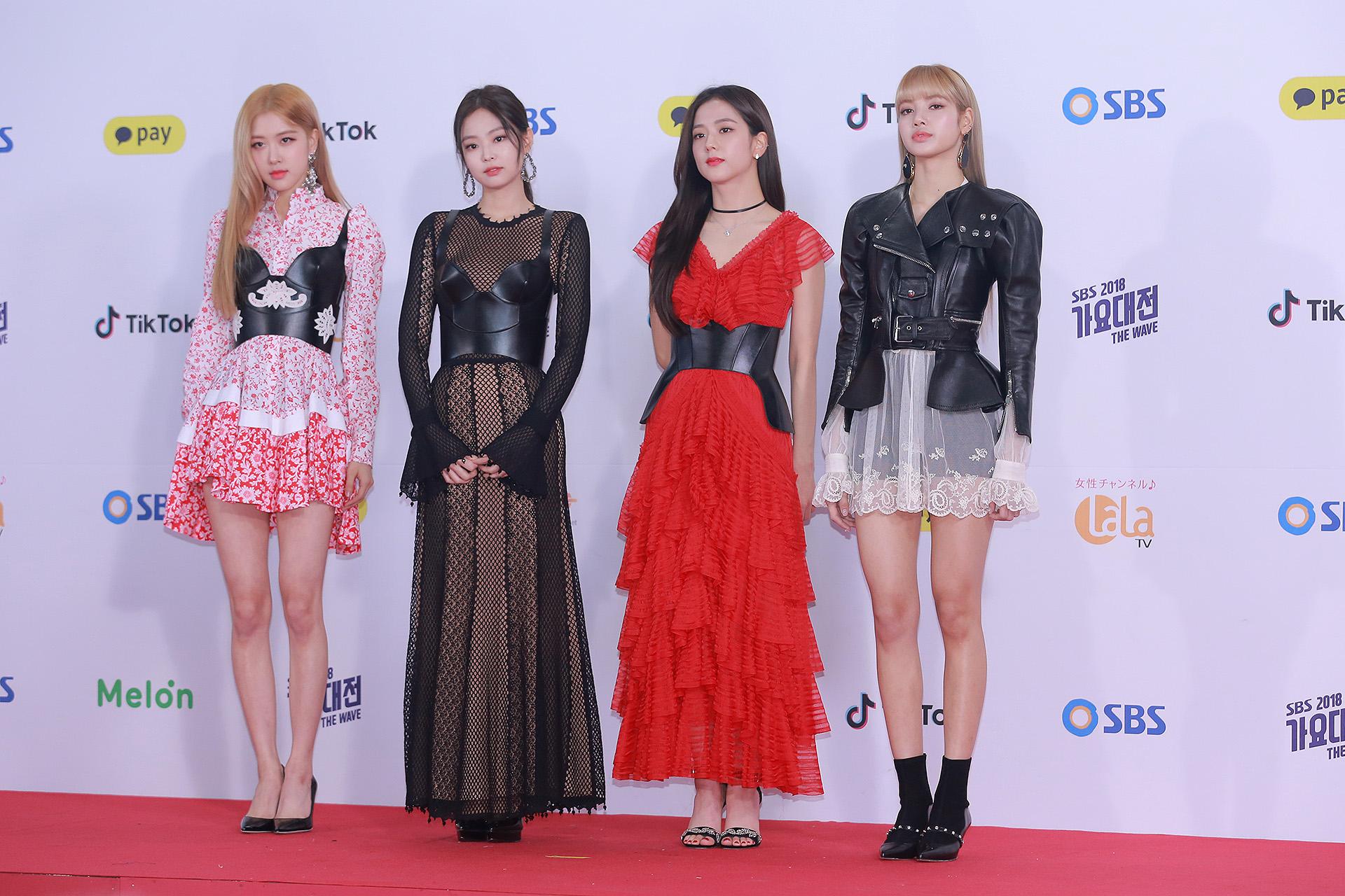 sao Kpop tham dự Tuần lễ Thời trang quốc tế