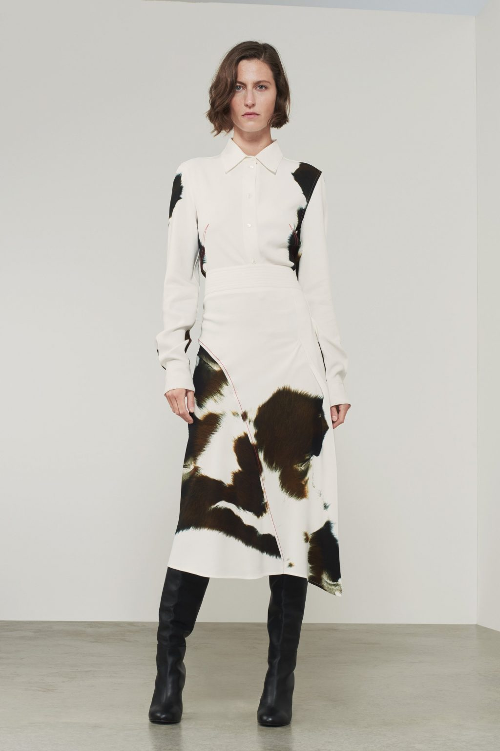 họa tiết bò sữa 6
