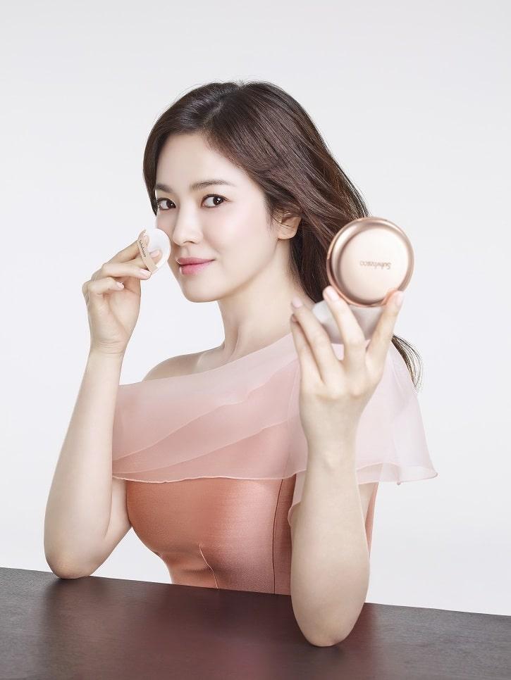 trang điểm ngọt ngào phong cách Hàn Quốc