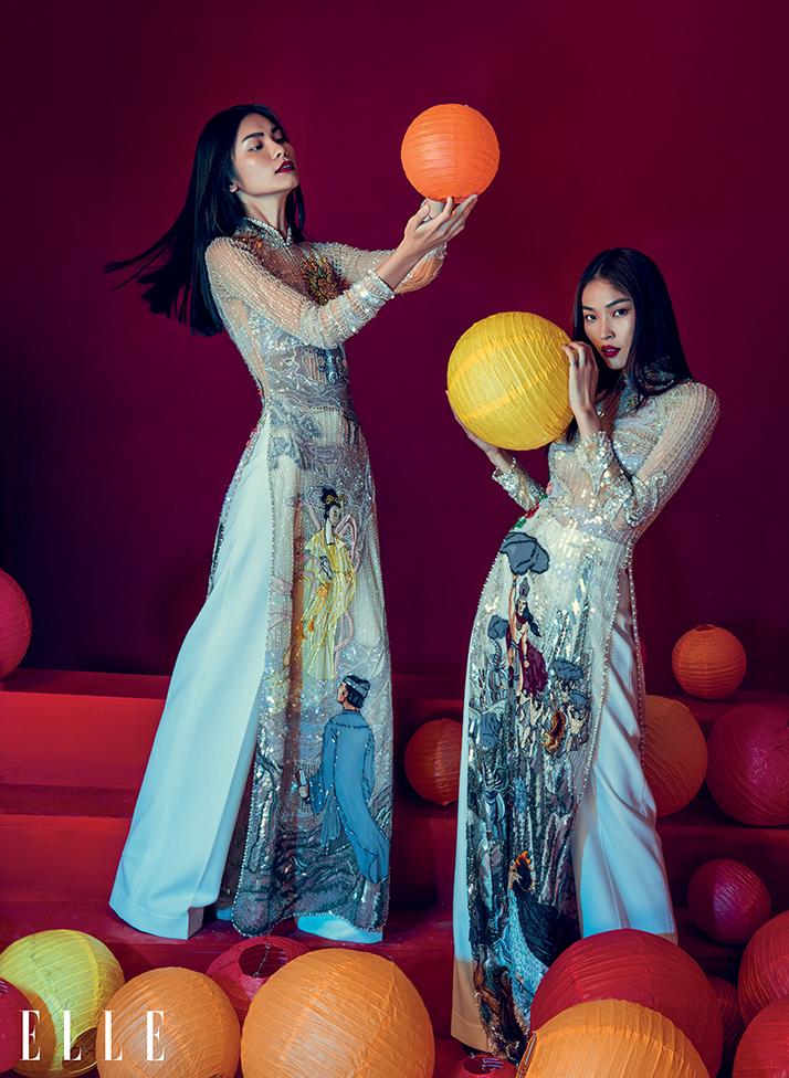 trang phục truyền thống áo dài 3