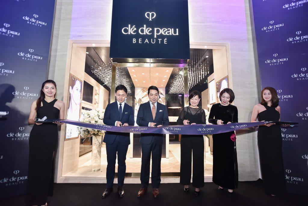khai trương cửa hàng Clé de Peau Beauté tại Việt Nam 6