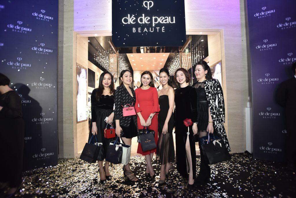 khai trương cửa hàng Clé de Peau Beauté tại Việt Nam 8