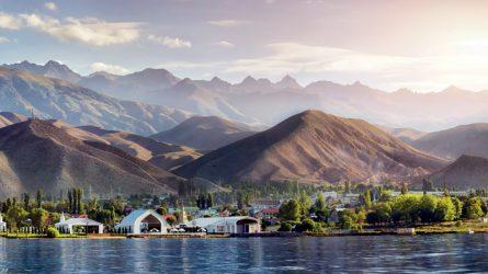 Road Trip tại Kyrgyzstan - Nơi thiên đường bị lãng quên