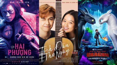 Giới thiệu phim chiếu rạp tháng 2/2019