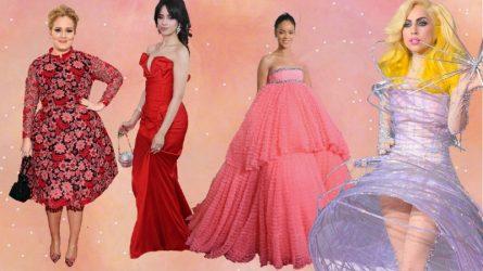 Thời trang thảm đỏ ấn tượng nhất trong lịch sử các lễ trao giải Grammy