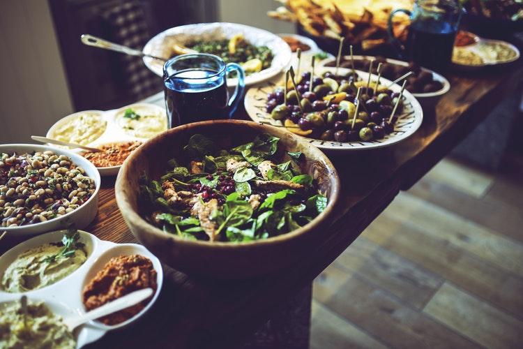 Những món ăn Địa Trung Hải