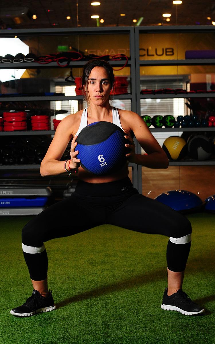 Bài tập thể dục squat