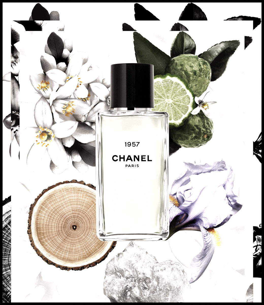 LES EXCLUSIVE DE CHANEL 1957 2
